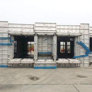 Good stability reusable concrete forms with professional design team