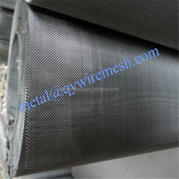 Stainless Steel Crimped 304 Mesh #2 .063 Cloth Screen 24