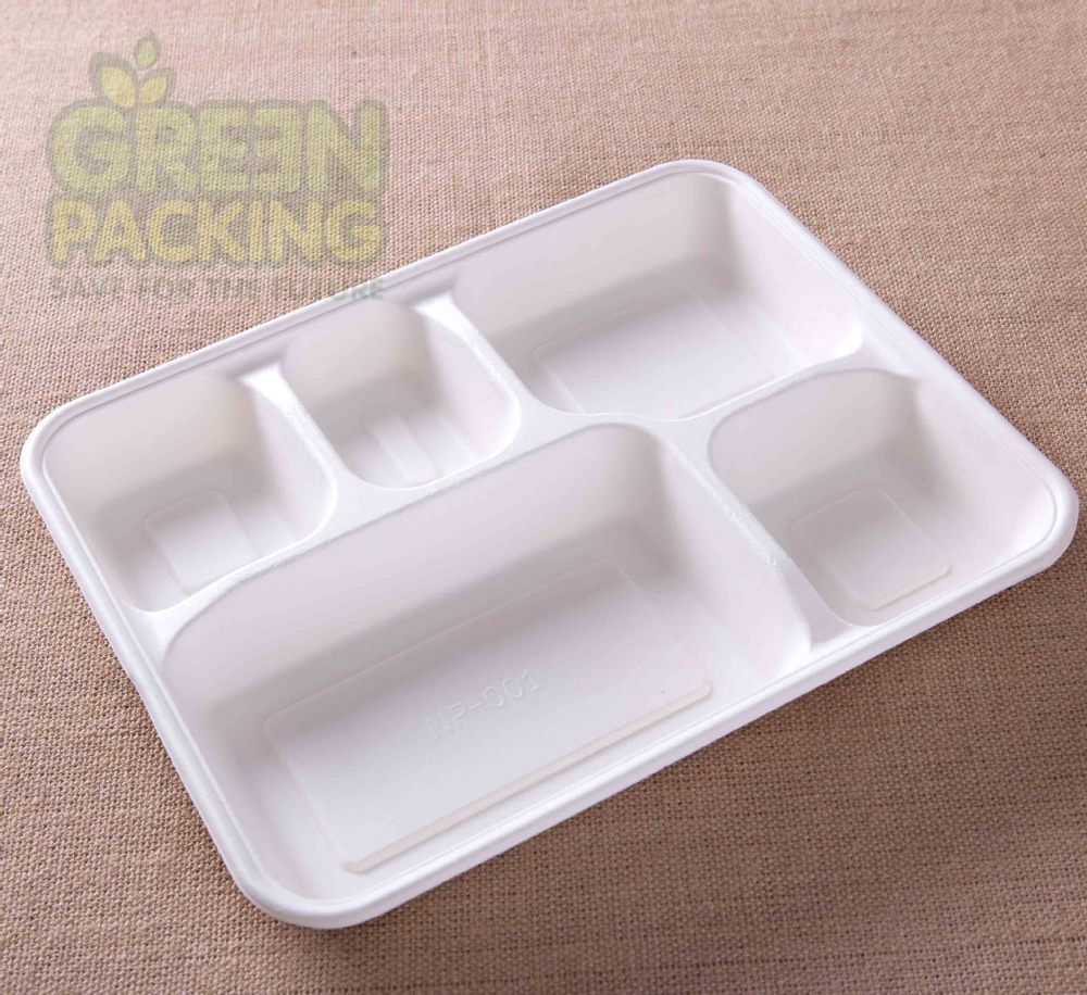 Biodegradable Microwave Food Container Biodegradable Microwave Food Container Suppliers and Manufacturers at Alibaba.com : 5 compartment paper plates - pezcame.com