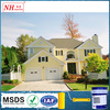 best building outdoor house Supreme Elastic latex exterior wall paint for home
