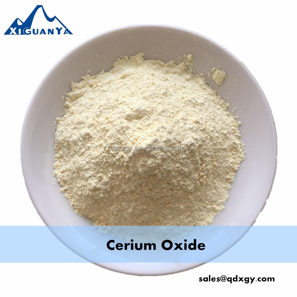 Chemical Free sample CeO2 Cerium Oxide