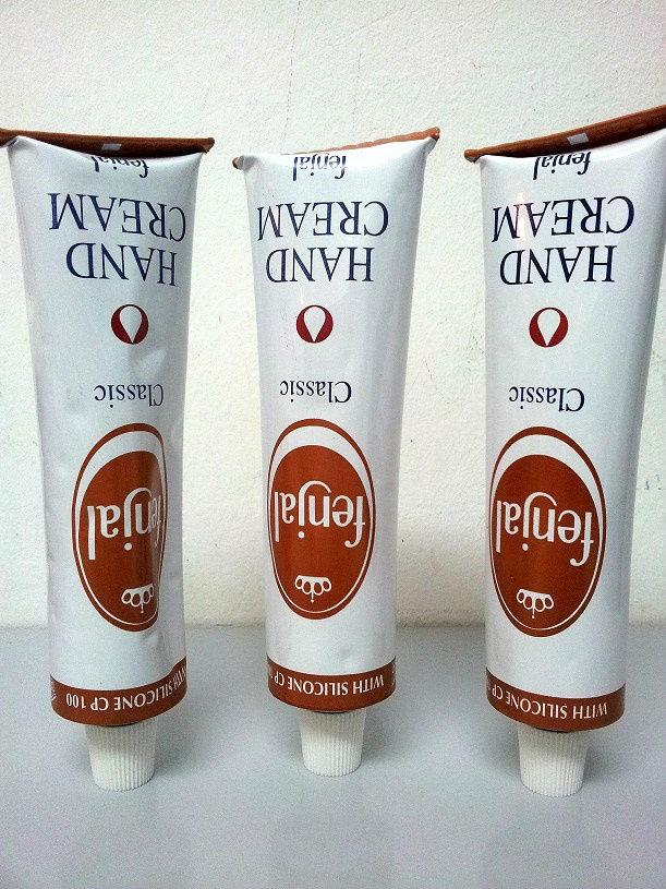 New FENJAL Classic Hand Cream Lot of 3 Silicone CP 100 Women Nail Cream Lotion