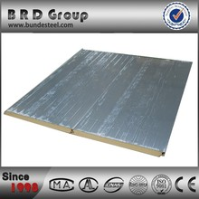 Best quality insulation PU sandwich panel