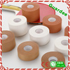 3.8cmx13.7m Zig zag edge Athlete Protection Cotton Sports Tape Porous Rigid Rayon strapping Taping CE/FDA/ISO Quality