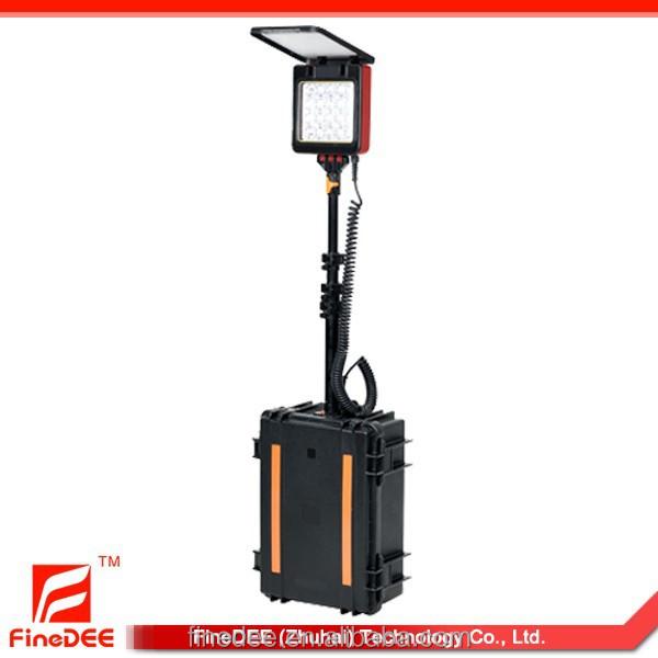 M600 New Arrival Portable Solar Light Tower