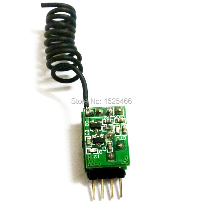 2019 433m Pc Usb Uart Remote Control Ev1527 Pt2262 Encoder