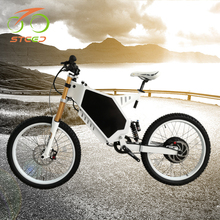 North America favourite stealth bomber 3000 watt ebike 72v for adults
