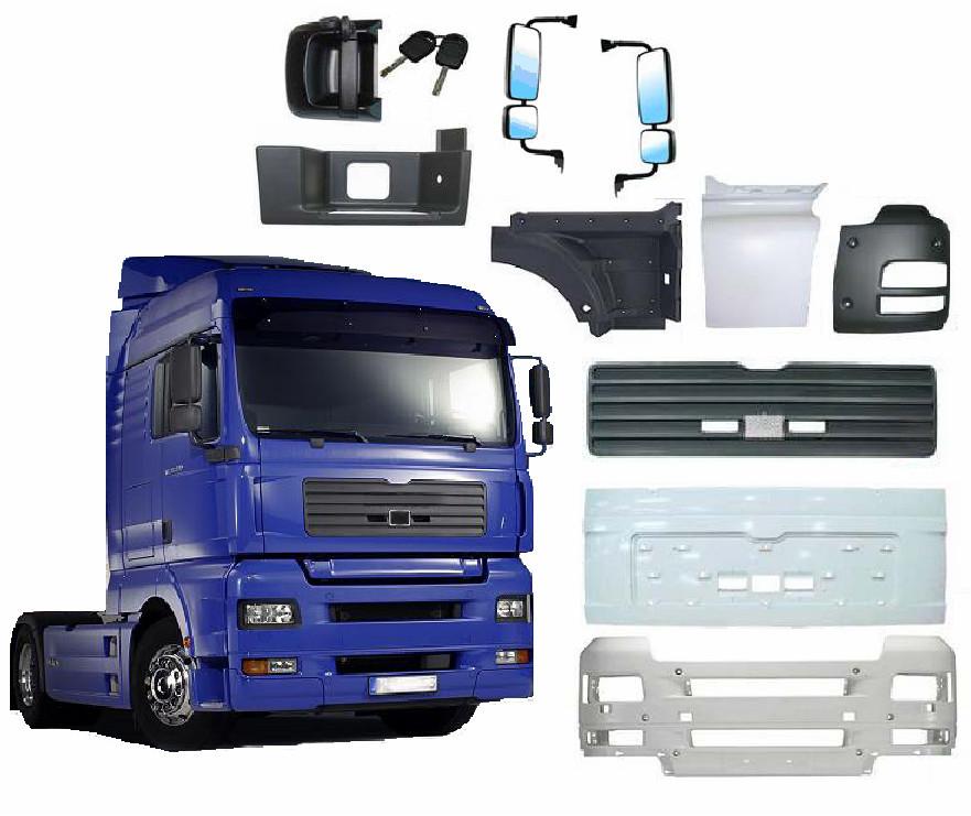детали грузовой машины картинка оформленные