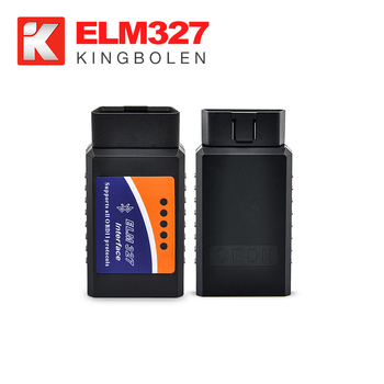 2019 ELM327 V2.1 BT adattatore Funziona Su Android Torque ELM 327 Bluetooth V2.1 Interfaccia OBD2/OBD II Auto Car diagnostica Scanner