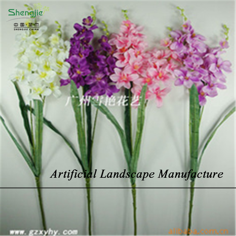 SJZO03 wholesale hanging artificial flower orchids