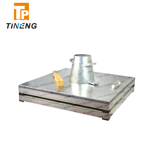 cement mortar flow table