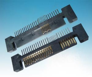29 Pin SAS Male to 29 pin SAS Male Adapter