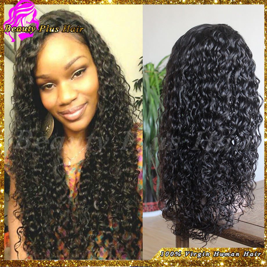 Excellent Buy Brazilian Wet Wavy Wigs Virgin Hair Glueless Lace Front Human Hairstyles For Women Draintrainus
