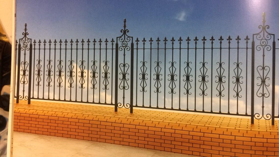 Iron Fancy Gate Boundary Wall Gate Design House Main Iron