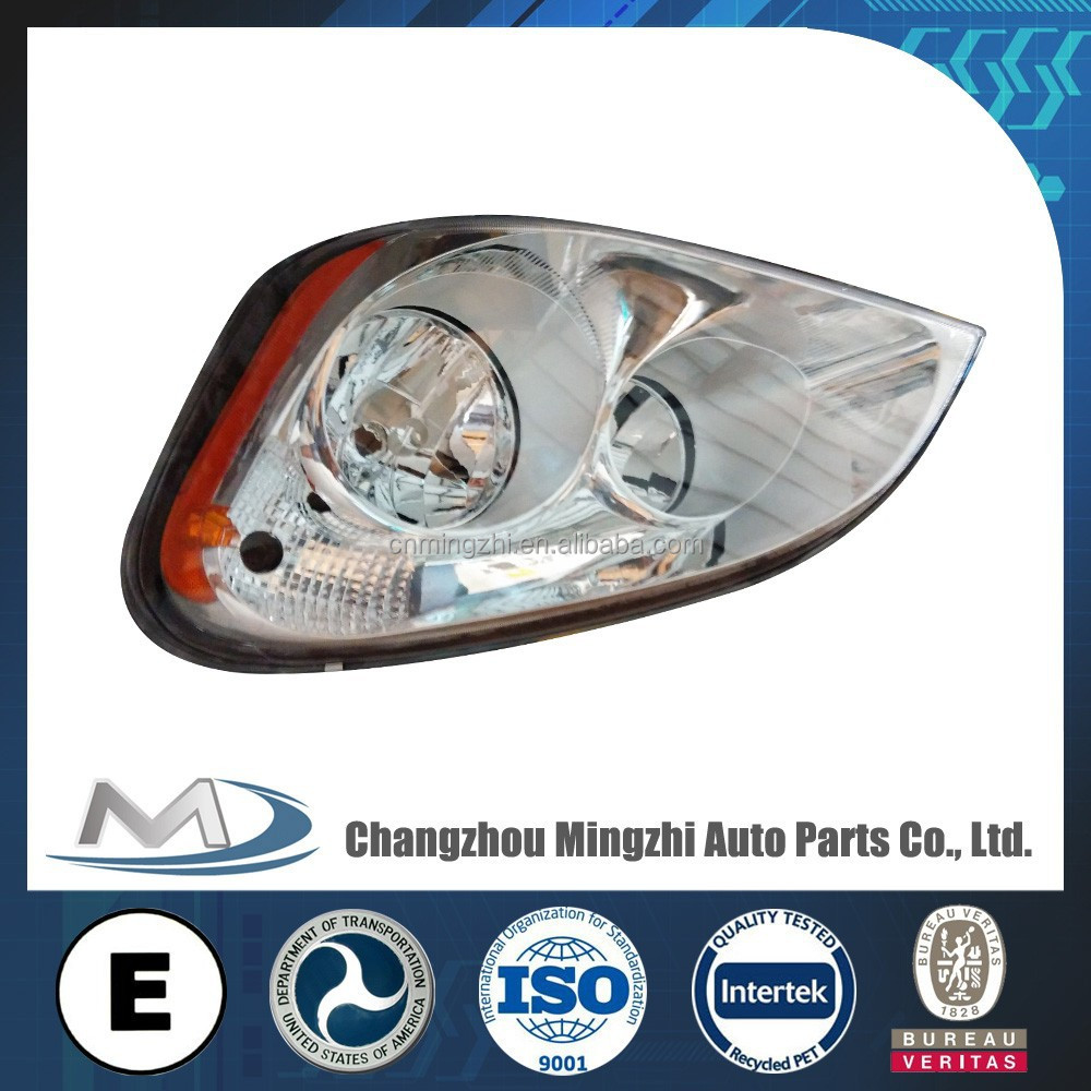 Led Lamp Car Headlight Auto Parts Accessories For Freightliner ...