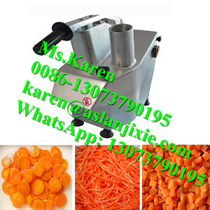 vegetable cutting machine / vegetable and fruit cutter for kitchen use / mini vegetable dice slice cutting machine