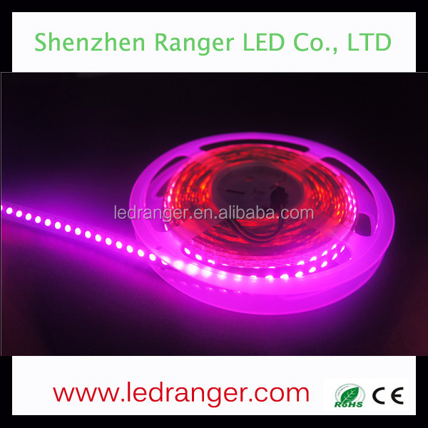 par Light DMX LED Strip, IC APA102C24/36/60/96/120/144 LEDs/Pixels