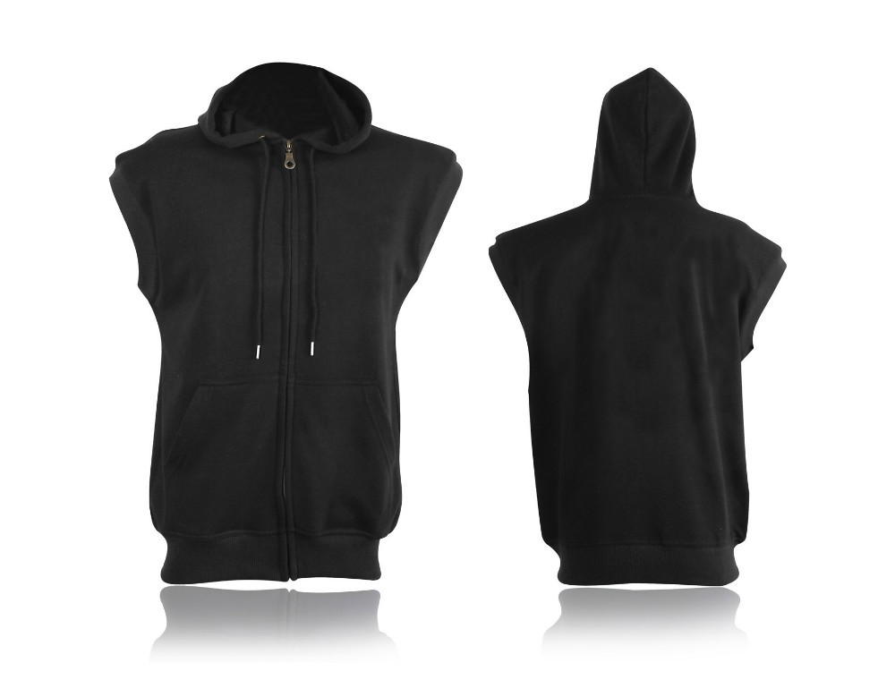 Black Gym Sleeveless Hoodie, Black Gym Sleeveless Hoodie Suppliers ...