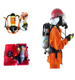 China manufacturer direct sale firefighting SCBA durable and comfortable firefighting SCBA Set