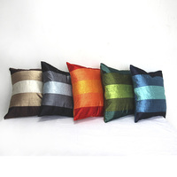 China Wholesale Colorful Decorative Custom Pillow Cushions Cover