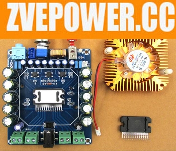 Upgraded Vesion Tda7850 Hifi Dc 12v Audio Power Amplifier Circuit Pcb Board  4 0 Channel 50w * 4 For Car - Buy Amplifier Board,Car Amplifier Board 4