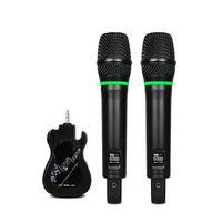 2019 New Wireless Microphone Handheld mic For home theater speaker live broadcasting