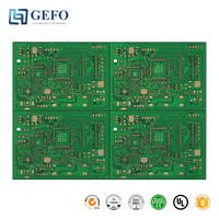 Low Cost Single/Double Side FR1 FR4 CEM3 Round Washing Machine PCB Board, UL SGS ISO TSI16949 Certificate Washing Machine PCB