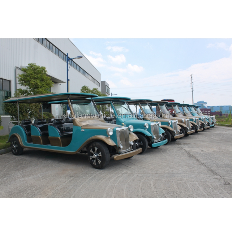 Chinese Small High Quality Luxury Low Speed Electrical Vehicle