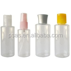 Portable mini trade set  perfume spray bottle lotion hand soap container
