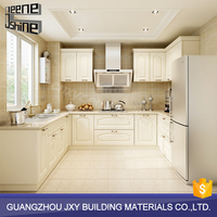 MDF material lacquer modern custom kitchen cabinets design pictures