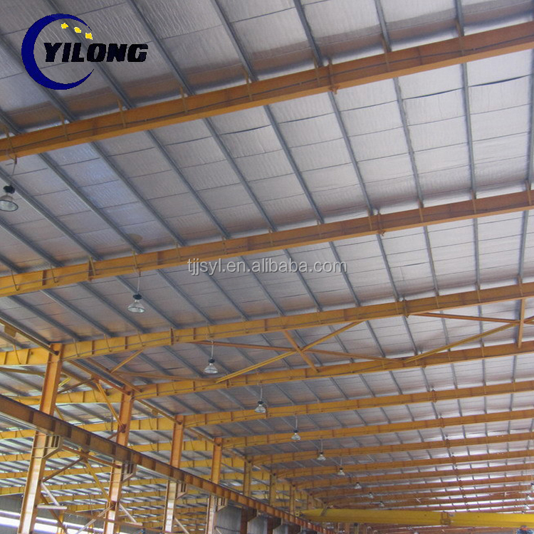 roof closed cell foam aluminum foil roof insulation