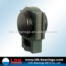 New listing metric inch optional t205 housed pillow block bearing