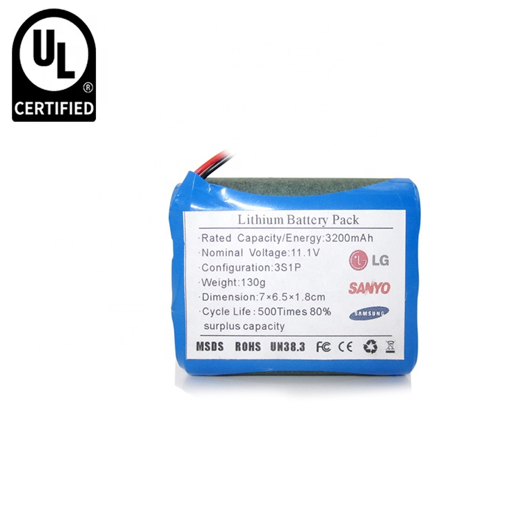 Graphene Supercapacitor 11 1v 1865 Power Tools Use Li Ion Battery - Buy Li  Ion Battery,Power Tools Use Li-ion 18650 Battery,Graphene Supercapacitor