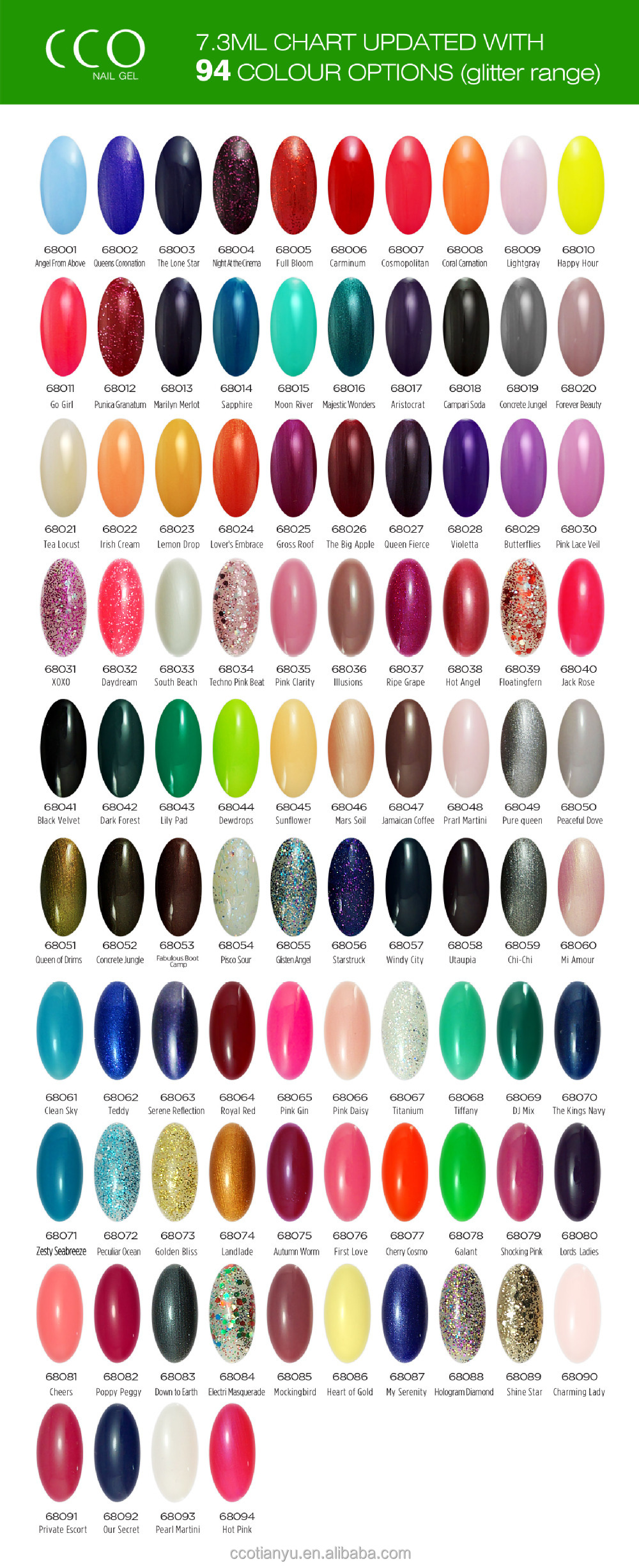 The Cco Sensual Gel Nail Kit Wholesale Nail Polish Manicure Sets ...