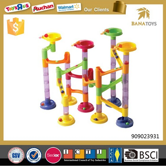 Educational toy Kid marble run maze game