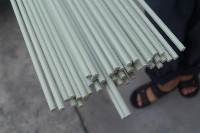 Kayak vela vela de batten listones de fibra de vidrio - Varillas fibra de vidrio ...