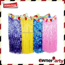 Hot Sale Cheap Beach Raffia Hula Skirt