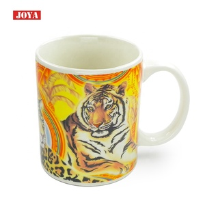 wholesale ceramic sublimation coffee mug cup custom print for drinking