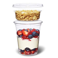 9oz plastic insert cup with printing popular in Bar