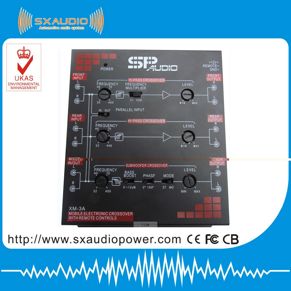 Car Audio Crossover, Car Audio Crossover Suppliers and Manufacturers ...