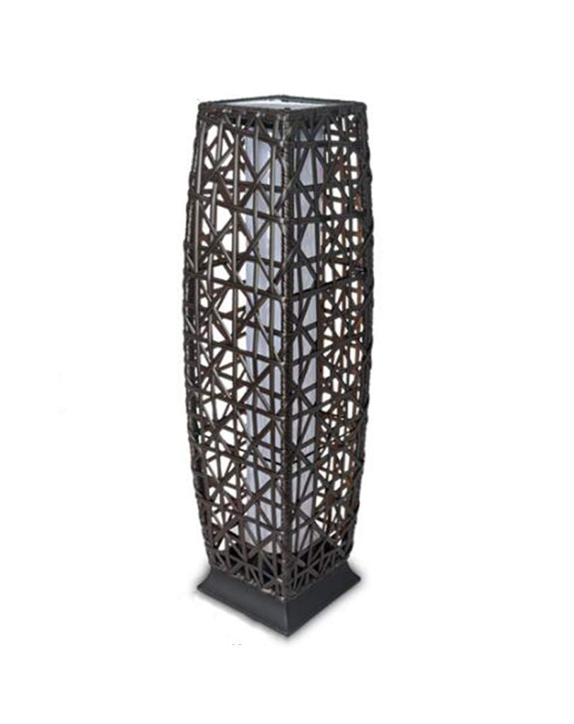 Outdoor Rattan Floor Lamps Wicker Table Lamps Bedside Lamp Shades