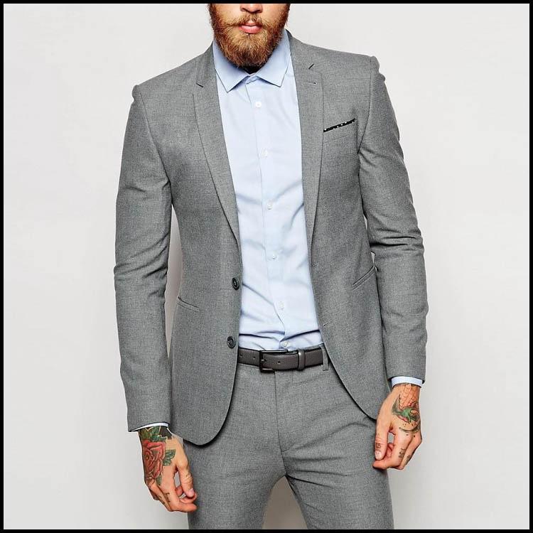 Latest Design Sport Coat Korean Men S Fashion Heat Resistant Suit