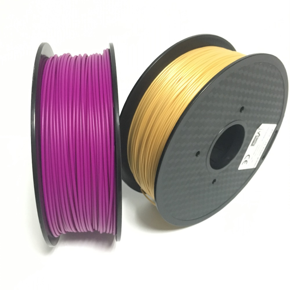 3D Printer Filament PLA//ABS 1Kg 1.75MM//3MM Roll Pack For Huxley Makerbot
