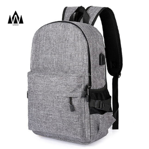 USB Charging 15.6 Laptop Backpack with USB Charger Travel Backpack School Bag for Student Men