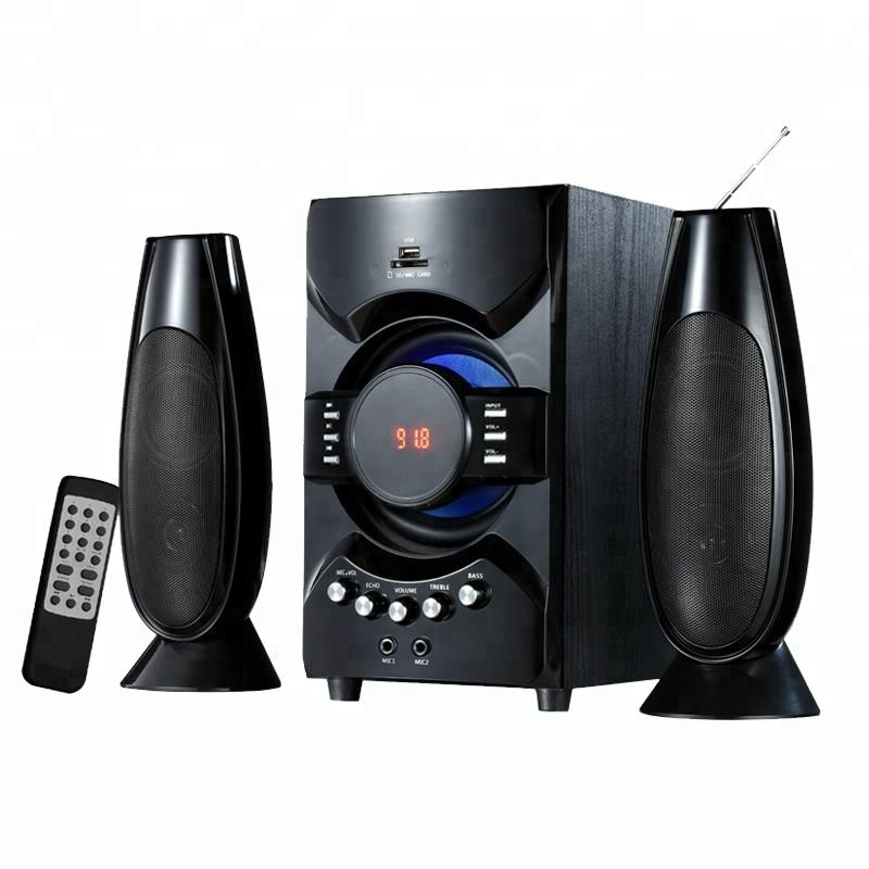 2.1 ch 5.1 7.1 Subwoofer Aktif Suara Home Theater Sistem Menara Speaker