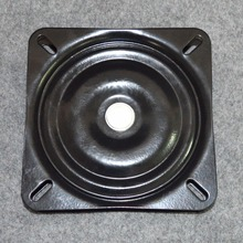 High Quality Sofa Swivel Plate / Swivel Chair Base Rings , Furniture Swivel Plate