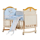 Solid Wood The Designer Extendable Baby Crib/Baby Bed/Baby Cot