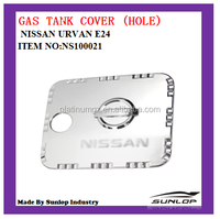 wholesale NS Urvan E24 body parts gas tank cover with hole NS100021