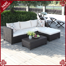 Modern simple sofa set design cheap rattan weave outdoor patio furniture