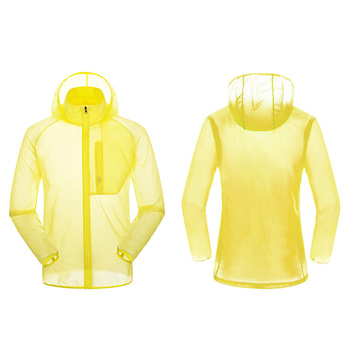Outdoor Anti UV Quick-dry Thin Sun Protection Clothing with Hood